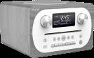PURE Evoke C-D4 - Impianto audio tutto in uno - Bluetooth - Grigio