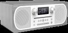 PURE Evoke C-D6 - Impianto audio tutto in uno - Bluetooth - Grigio