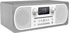PURE Evoke C-D6 - All-in-One-Musiksystem - Bluetooth - Grau