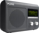 Pure Digital One Flow - Internet-Radio - DAB+ - Schwarz