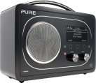 Pure Digital Evoke F4 - Internet-Radio - Bluetooth - Schwarz