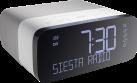 Pure Digital Siesta Rise - Radio-réveil et FM - DAB/DAB+ - Blanc