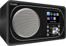 Pure Digital Evoke F3 - Internet-Radio - Bluetooth - Schwarz