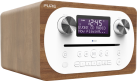 Pure Digital - Evoke C-D4 - All-in-One Mikroanlage - DAB/DAB+ - Wallnuss