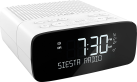 Pure Digital Siesta S2 - Digital-UKW Weckerradio - DAB+ - Weiss