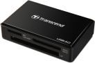 Transcend Multi-Card Reader RDF8, nero