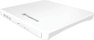 Transcend TS8XDVDS - Externer CD/DVD-Brenner - USB 2.0 - Weiss
