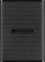 Transcend ESD220C - Disque SSD Externe - 120 Go - Noir