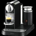 KOENIG Nespresso Citiz & Milk Limousine, schwarz