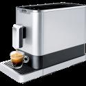 KOENIG Finessa - Machine à café automatique - 1470 watts - Argent/Noir