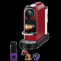 Nespresso Turmix Citiz, Kirschrot