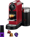 Nespresso Turmix Citiz&Milk, Kirschrot