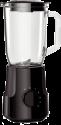 KOENIG Standmixer Black Line - 500 Watt - Schwarz