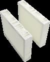 KOENIG Filterkassetten - für KOENIG AIR380 - 2 Stück