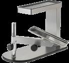 KOENIG Zimmerli Design - Block Raclette Premium - 600 W - Schwarz