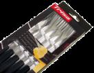 Trisa fourchette Fondue 6 pcs. - Acier inox