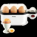 Trisa Eggolino - Cuiseur à œufs - Pour 3 œufs - Blanc