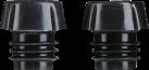 zyliss E20620 - Frischhaltesystem - für Wein und Champagner - Schwarz