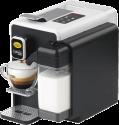 CHICCO D`ORO S22 - Kaffee Kapselmaschine - Pumpendruck: 15 bar - Weiss / Schwarz