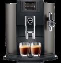 JURA E800 - Kaffeevollautomat - 1450 Watt - Dark Inox