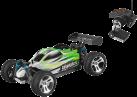 Infiniti Highspeed Car - Ferngesteuertes Fahrzeug - max. 70 km/h - Grün/Schwarz