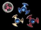 Infiniti Toys Hand Spinner - Aus Metall - Assortiert