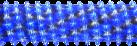 LIGHTVISION 11 8080 6 1 BLCW - LED Lichtschlauch - 6 m - Blau/Weiss