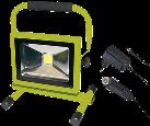 STEFFEN WORKLIGHT - Proiettore accu LED - Giallo