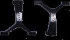 SimToo Landing Gear - Schwarz