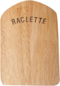 NOUVEL Holzuntersetzer Raclettepfännchen