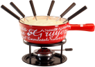 Nouvel Fondue fromage - Set Guss Gruyere - Rouge