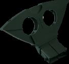 NIWOTRON Multifeed-Halterung 3° - Schwarz