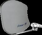 Visiosat Bisat-G2 - antenne satellite - gris