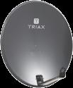 TRIAX TDS 64 - antenna parabolica - 35,8 dBi - Antracite