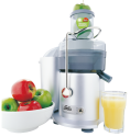 Solis Juice Fountain Premium silver Type 842