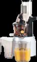 Solis XXL Multi Slow Juicer 862 - Slow Juicer - Supergrosser Einfüllschacht (Ø 75 mm) - Silber/Schwarz