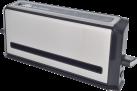 Solis Vac Slimline 578 - Vakuumier-System - 110 W - Edelstahl/Schwarz