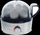 Solis Egg Boiler & more - Eierkocher - Überhitzungsschutz - Silber