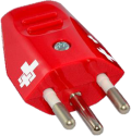 schönenberger Plug T12 - Rosso/Bianco