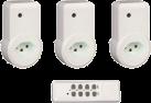 S ELECTRO presa telecomandata-Set per l'interno