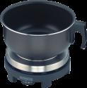 menatec Mini-Rechaud avec casserole