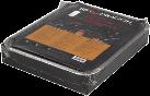 BBQ Dragon Barbecue monouso - Camping griglia - Termometro integrato - Argento