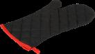 BBQ Dragon Gant de cuisine - Coton - Noir