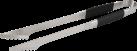 BBQ Dragon Premium Grillzange - Silber