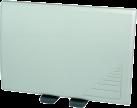 Axing TAA 3-10 - Aussen-Antenne - DVB-T / DAB+ / UKW (mit LTE-Filter) - Weiss