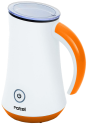 rotel Milk Frother, orange