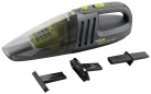 rotel Turbo-Vac 605 - Handstaubsauger - 80 W - Schwarz