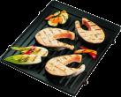 KOENIG Plaque de cuisson fonte, taille 4, 38 x 32.5 cm