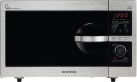 DAEWOO KQG 8A4R - Mikrowelle - 800 Watt - 10 Stufen - Silber