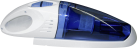 NIKKO HV-7200 - aspirateur à main - 65 watts - blanc/bleu